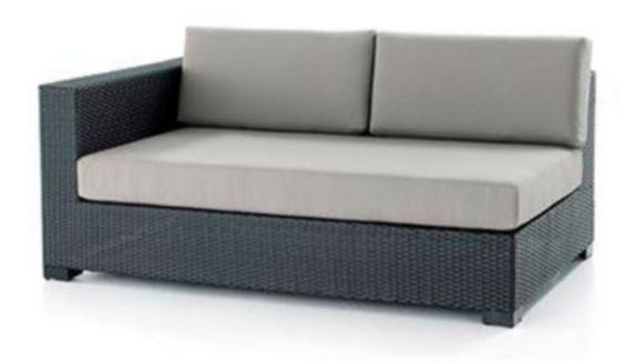 Meubles modulaires avec accoudoirs Leisure Design Palisades, gauche et droite Image de l'article