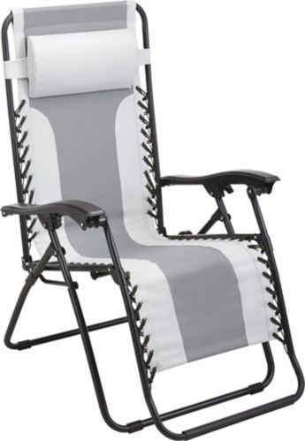 For Living Zero Gravity Chair, Grey Product image