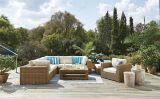 CANVAS Tofino Collection Sectional Patio Corner Chair | CANVASnull