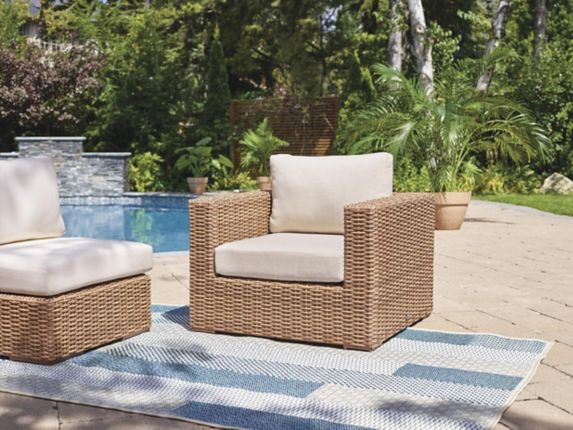 CANVAS Tofino Collection Sectional Patio, Armchair Product image