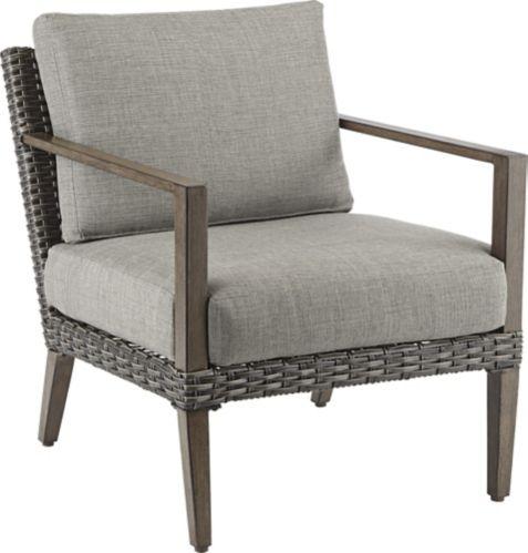 CANVAS Jensen Conversation Collection Patio Set, Armchair, 2-pc