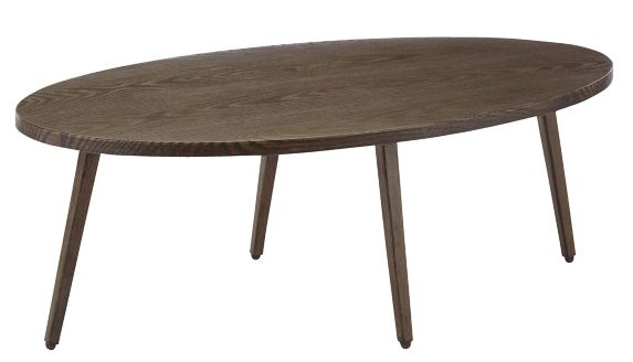 CANVAS Jensen Conversation Collection Patio Set, Oval Coffee Table