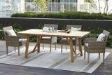 Table à dîner en teck CANVAS Clarkson | CANVASnull