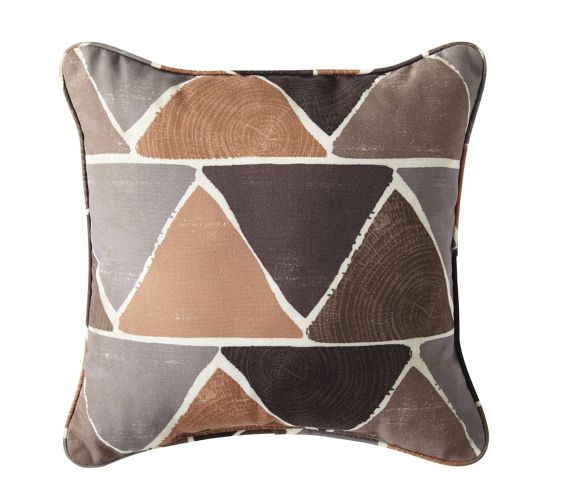 CANVAS Triangle Toss Cushion with Tripel, 16-in Product image