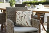 CANVAS Marble Toss Cushion with Tripel, 16-in | CANVASnull