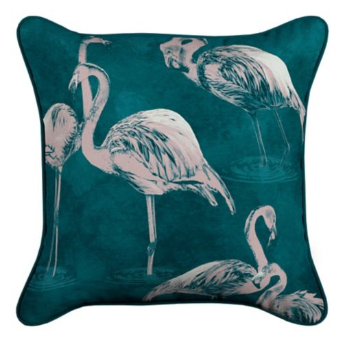 CANVAS Flamingo Toss Cushion with Tripel, 16-in Product image