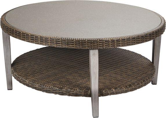 Table basse ronde des meubles de détente CANVAS Rosseau Image de l'article