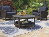 Table basse ronde des meubles de détente CANVAS Rosseau   CANVASnull