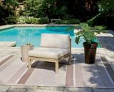CANVAS Kelowna Collection Patio Armless Middle Chair | CANVASnull