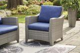 Collection de meubles de jardin CANVAS Harbour, fauteuil | CANVASnull