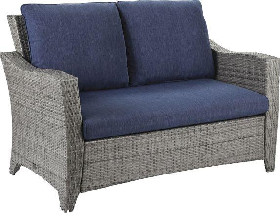 Collection de meubles de jardin CANVAS Harbour, causeuse Image de l'article