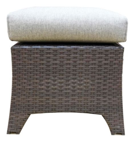 CANVAS Portland Collection Patio Ottoman, 2-pk Product image