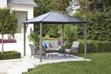 For Living Rockport Hard Top Gazebo, 10-ft x 10-ft | FOR LIVING | Canadian Tire