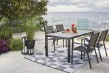 Table à manger de jardin CANVAS Mercier | CANVASnull
