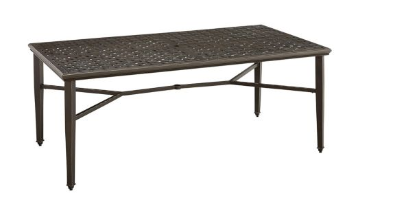 CANVAS Coventry Hills Rectangular Patio Dining Table