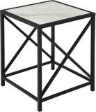 CANVAS Maurelle Ceramic Side Table | CANVASnull