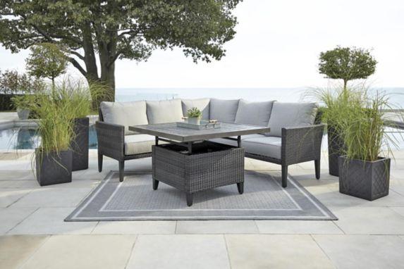CANVAS Renfrew Conversation/Dining Sectional Set Product image