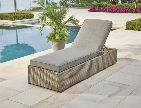CANVAS Bala Patio Lounger Product image