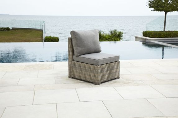 CANVAS Bala Armless Middle Chair Product image