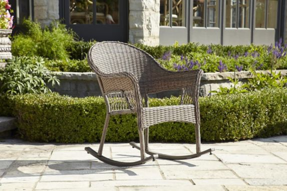 CANVAS Canterbury Patio Rocking Chair Product image
