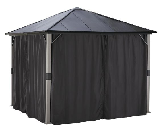 For Living Rockport Gazebo Privacy Walls Product image