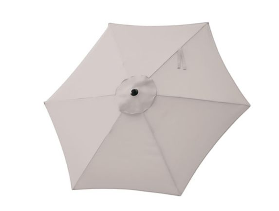 CANVAS Market Patio Umbrella, Beige, 9-ft Product image