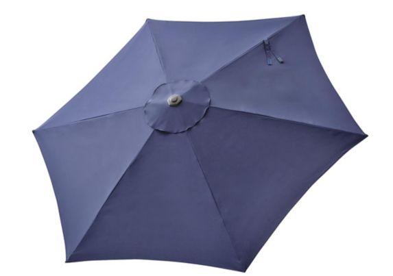 CANVAS Market Patio Umbrella, Navy, 9-ft Product image