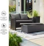 CANVAS Parkdale Loveseat & Ottoman | CANVAS | Canadian Tire