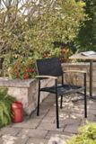 CANVAS Tremblant Wood & Aluminum Bistro Chair | CANVASnull