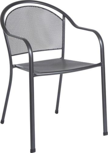 Chaise empilable en métal CANVAS High Park Image de l'article