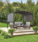 For Living Cambrian Pergola, 10-ft x 10-ft | FOR LIVINGnull