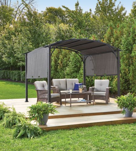 For Living Cambrian Pergola, 10-ft x 10-ft Product image