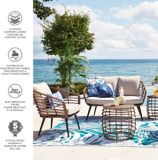 CANVAS Kitsilano Conversation Set, 5-pc | CANVAS | Canadian Tire