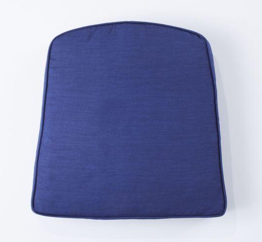 Coussin de fauteuil de jardin CANVAS Canterbury, bleu Image de l'article