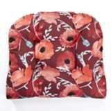 CANVAS Blossoms Tufted Patio Seat Cushion | CANVASnull