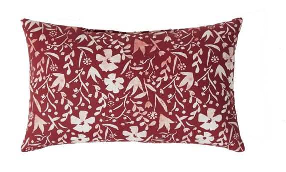 CANVAS Blooms Lumbar Patio Cushion, 20-in Product image