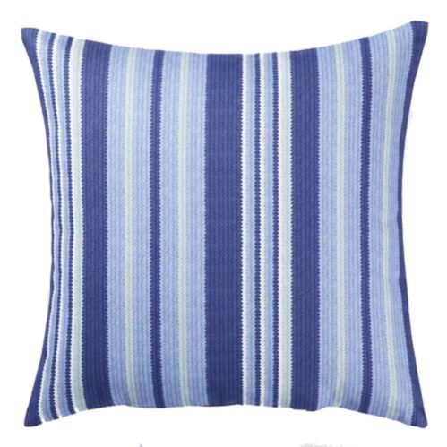 CANVAS Grassmat Stripe Toss Cushion, 16-in x 16-in Product image