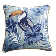 CANVAS Toucan Toss Cushion, 18-in x 18-in