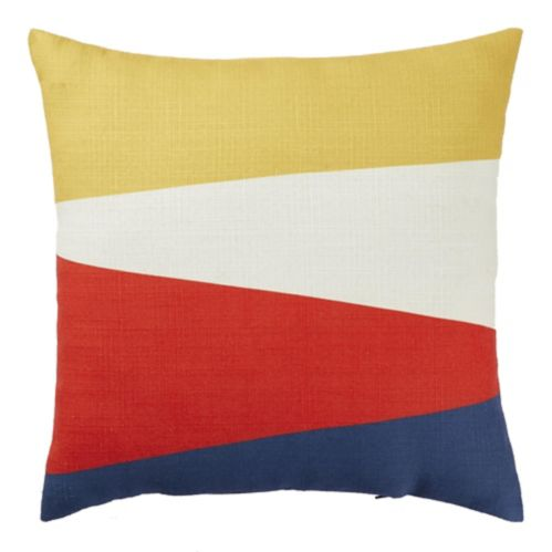 CANVAS Horizon Toss Cushion, 16-in x 16-in