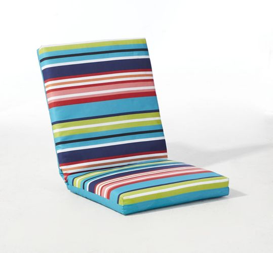 For Living Stripe Patio Chair Cushion Product image