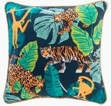 CANVAS Jungle Toss Cushion, 18-in | CANVASnull