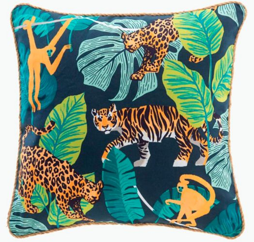 CANVAS Jungle Toss Cushion, 18-in Product image