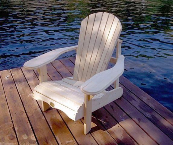 Muskoka Bear Chair Product image