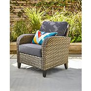 CANVAS Breton Patio Arm Chair
