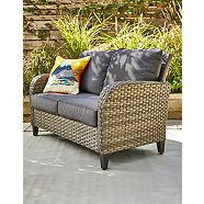 CANVAS Breton Patio Loveseat