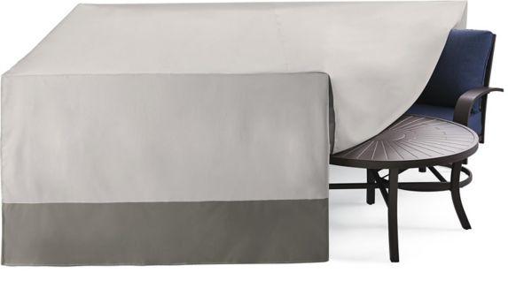Housse pour ensemble à dîner Tripel, très grand, carré, série 400 Image de l'article