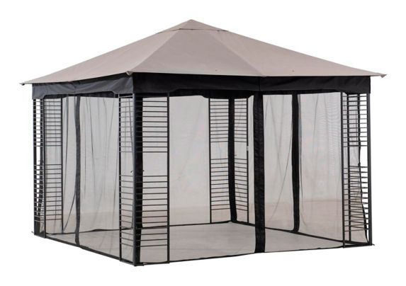 For Living Netting for Metropolis Soft Top Gazebo Product image