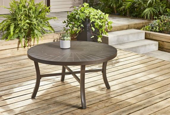 CANVAS Clareview Patio Chat Table. 40-in Product image