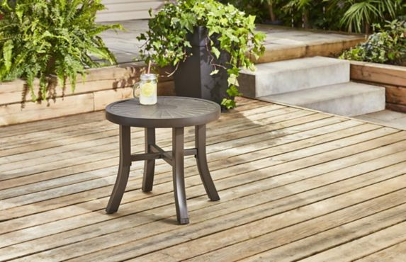 CANVAS Clareview Patio Side Table. 20-in Product image