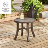 CANVAS Clareview Patio Side Table. 20-in | CANVASnull